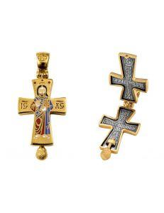Хрест-мощовик Господь Вседержитель. Божа Матір Оранта