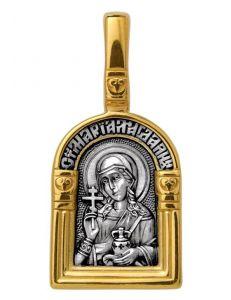 Образок Святая мироносиця рівноапостольна Марія Магдалина. Ангел Хранитель