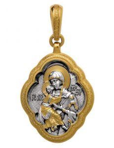Образок Володимирська ікона Божої Матері