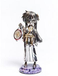 Годинник Дівчина з годинником