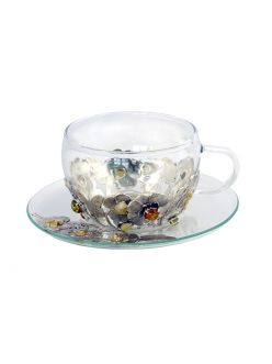 Срібний Чайний набір