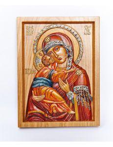 Ікона Божа Матір Володимирська