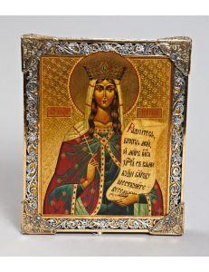 Ікона Свята книгиня Ірина