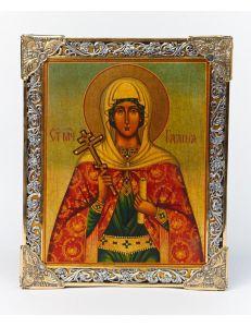 Ікона Свята мучениця Галина