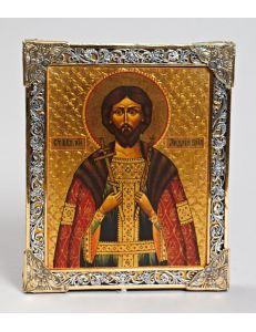 Ікона Святий Великий князь Андрій