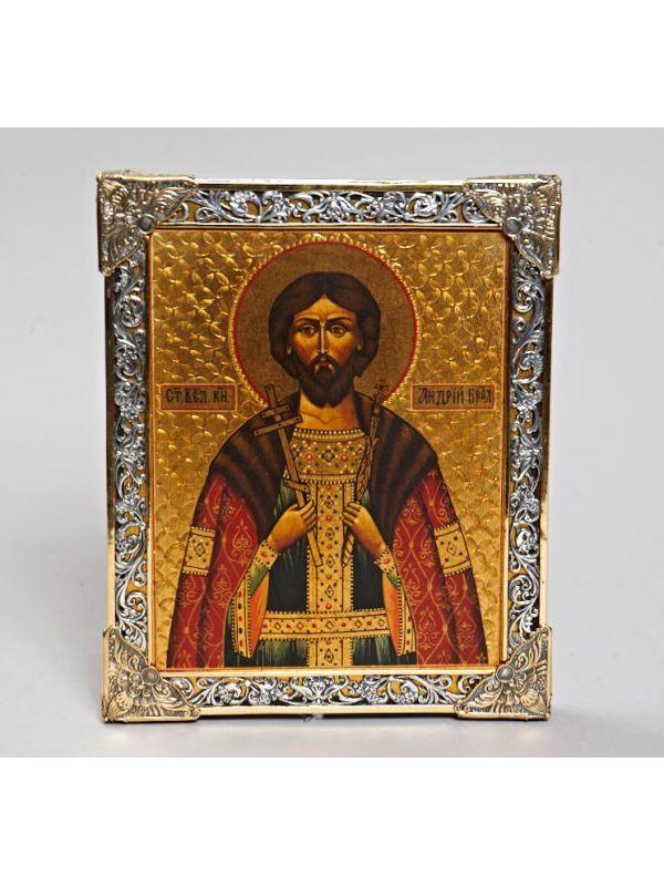 есть это купить икону андрея князя боголюбского допустимо для повседневных