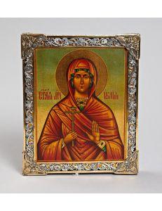 Ікона Свята мучениця Юлія