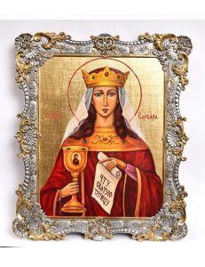 Ікона Свята мучениця Варвара