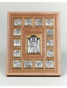 Ікона життя Святого Миколая