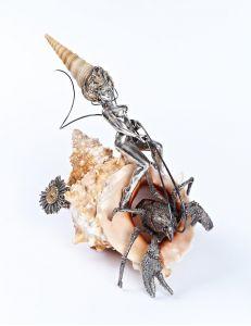 Композиція Морська вершниця