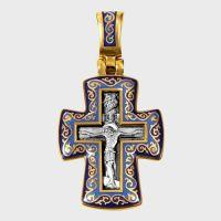 Хрести з емаллю