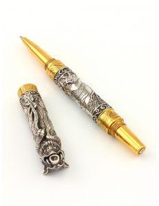 Ручка Кабан з діамантом