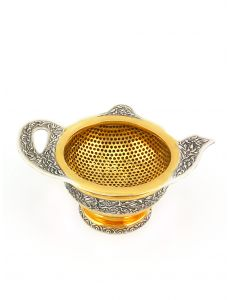 Ситечко для чаю з підставкою Чайник
