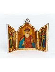 Складень Святий Князь Володимир