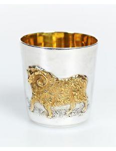 Склянка Рік барана (вівці)