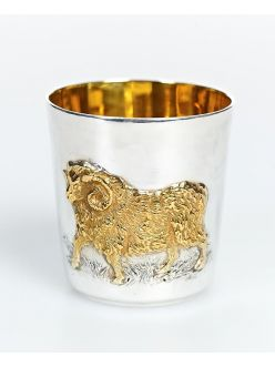 Срібна Склянка рік барана (вівці)