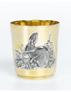 Склянка Рік кролика