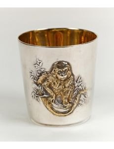 Склянка Рік мавпи