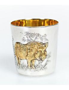 Склянка Рік свині