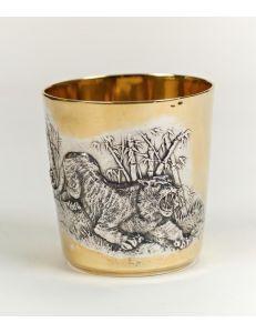 Склянка Рік тигра