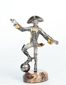 Статуетка Барон Мюнхгаузен