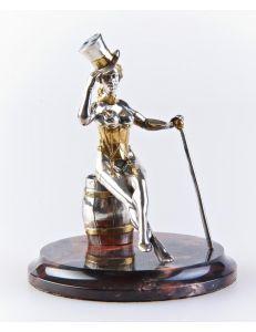 Статуетка Танцівниця кабаре