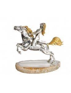 Статуетка Дівчина на коні
