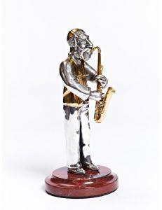Статуетка Єврей з саксофоном