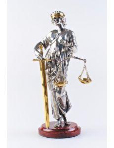 Статуетка Правосуддя