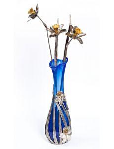 Ваза Нарциси з квітами