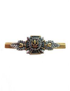 Затиск для краватки Герб України
